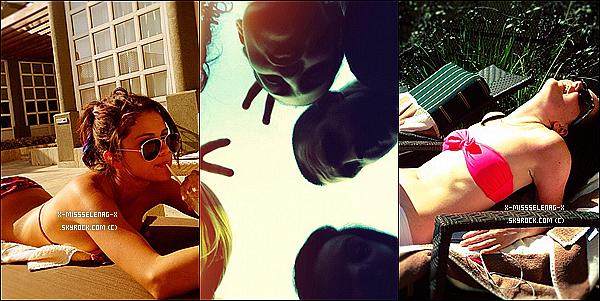 + February 23rd  ;  Selena toute seule (enfin) à Calabasas (Los Angeles). (+) Et comme d'habitude, voici les nouvelles photos Instagram que Selena a posté. +