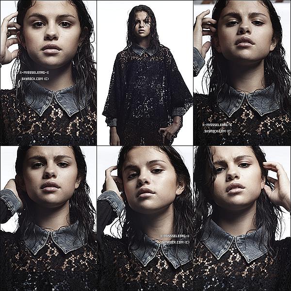 """+ Voici le photoshoot de Selena pour Interview Magazine.  + Découvrez la deuxième version du clip Hit The Lights qui est donc la version """"nuit"""" du premier clip. +"""