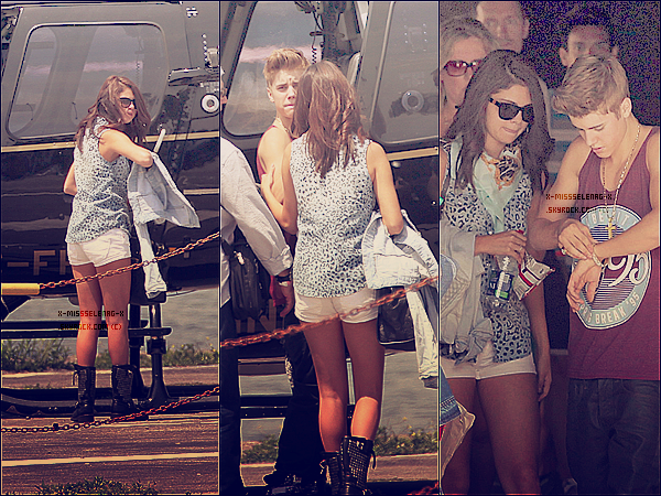 + June 16th  ;   Jelena dans Toronto (Canada). + Nouvelles photos inédites du promoshoot pour «When The Sun Goes Down». +