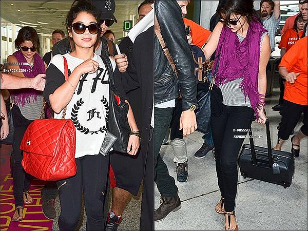+ September 6th  ;   Selena débarquant dans Toronto avec Vanessa et Austin. + Photos personnelles récentes postées par différentes personnes via Instagram. +