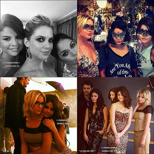 + Publicité, promoshoot et bts pour les coques de téléphone 'CASE MATE'. + D'autres photos personnelles postées par Ashley Benson via Instagram. +