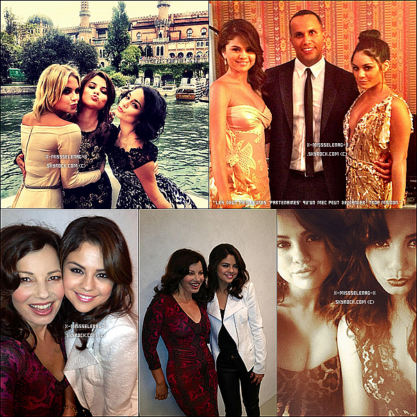 + September 14th  ;   Selena et Ethan (+ Ashley) sur le tournage de «The Getaway» à Atlanta. + Photos personnelles récentes postées par différentes personnes via Twitter. +