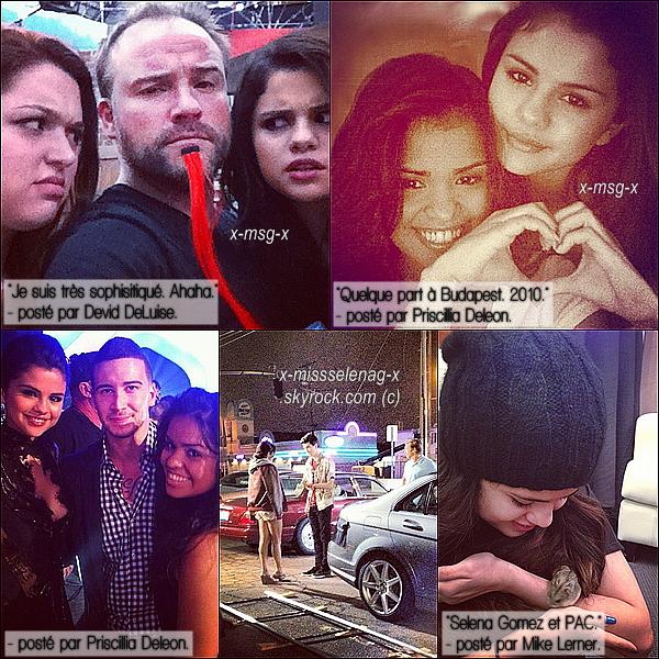 + Découvre les scans du magazine Glamour de décembre. + Photos personnelles postées par différentes personnes via Instagram. +