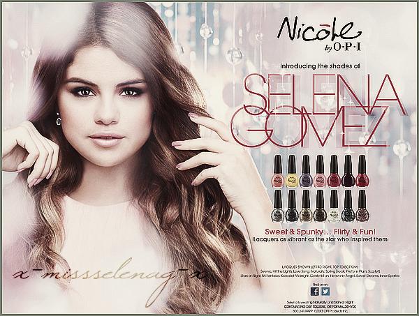 + December 28th  ;   Selena est allée s'amuser au 'Universal Studios' avec sa famille & amis. + Nouvelles photos, affiches promotionnelles et vidéo BTS pour les vernis de Selena produits par Nicole by OPI. +
