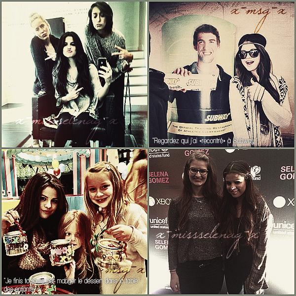 + January 14th  ;   Selena quittant la maison de Vanessa Hudgens, tôt le matin. Plus tard, elle était à la recherche d'un appartement dans Los Angeles. +