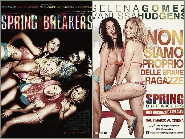 + January 18th  ;   Selena entourée d'enfants, à la 'Dessert Party' d'UNICEF. + Découvre des nouvelles photos pour SB (posters, promoshoot, stills et autres) et 2 nouvelles BA. +