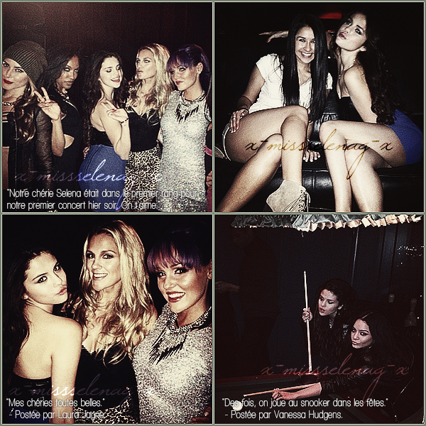 + January 27th  ;   Selena a été vue en mettant de l'essence dans sa voiture à Los Angeles. + Découvre pleins de nouvelles photos personnelles avec Selena postées par différentes personnes via Instagram. +