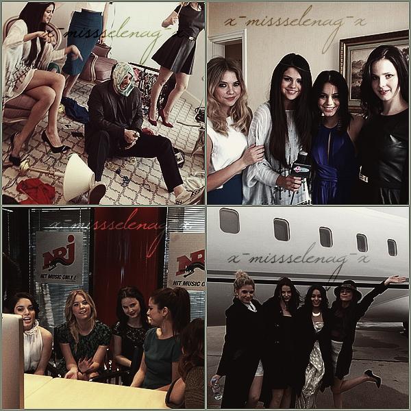 + February 5th  ;   Sel a l'aéroport de Los Angeles puis quittant Bowlmar Lanes avec Nat à NYC. +