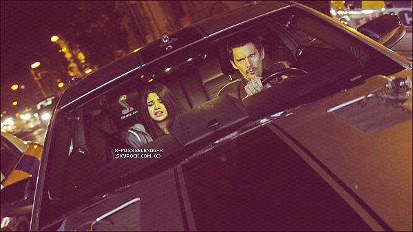"""+ March 7th  ;   Selena et Ashley Cook sortant de """"P.F's Chang"""" à Los Angeles et le soir la miss s'est rendu au 21ème dîner annuel de 'Alliance For Children's Rights' avec Samantha Droke. +"""