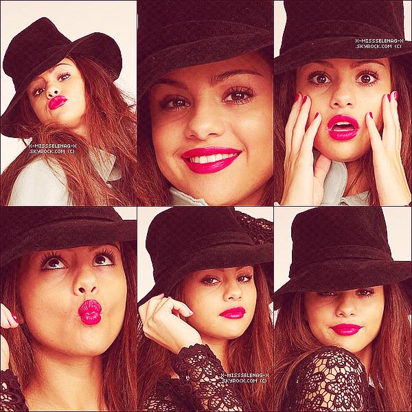 + March 15th  ;   Selena sortant de chez elle à Los Angeles. + Nombreux nouveaux clichés du shoot de 2011 pour «Glamour».  +