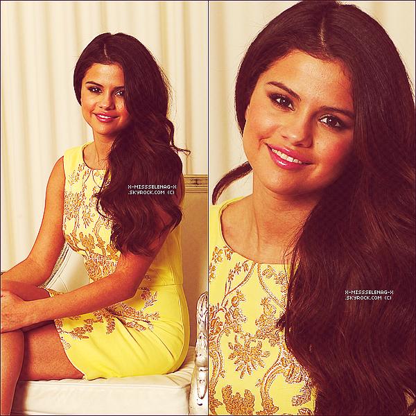 + March 16th  ;   Selena a été vue arrivant au SLS Hôtel pour une conférence de presse pour SB. + Ce même jour, Selena a posé pour «Reuters». Je vous ai posté 2 photos perso de ce jour et les vidéos de la conférence. +
