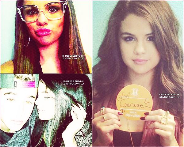 + April 23rd  ;   Selena et la cousine faisant du shopping à «Victoria Secrets», à New York. + Découvre de nouvelles personnelles (+ Jelena is back, la photo d'eux a été postée par lui et supprimée direct après)! +