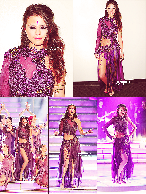 + April 16th  ;   Selena au Ellen Show puis au Dancing With The Stars. +