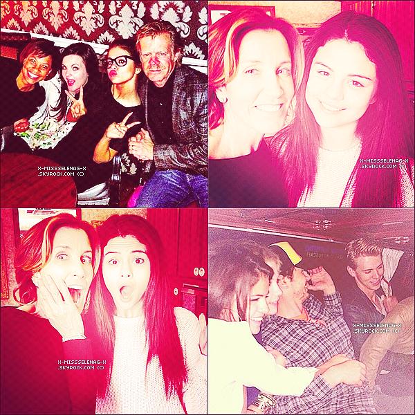 + May 14th  ;   Selena à la radio «KIIS FM» où elle a fait un meet & greet. + Découvre de nouvelles personnelles venant des réseaux sociaux ainsi qu'une nouvelle vidéo. +