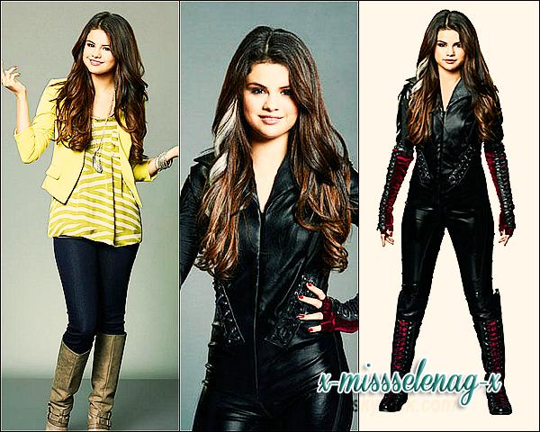 + June 19th  ;   Selena et sa famille (dont la petite Gracie Elliot Teefey) dans un parc. + Trois nouvelles photos promotionnelles pour le spécial des sorciers de waverly place «Alex vs Alex». +