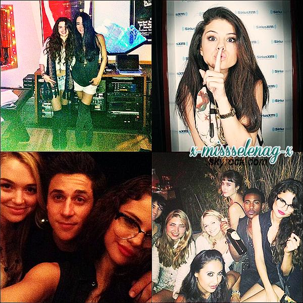 + July 8th  ;   Selena débarquant à l'aéroport de Berlin, Allemagne. + Nouvelles photos personnelles de Selena et des amis ainsi que des vidéos personnelles. +