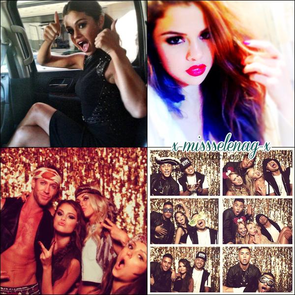 + July 23rd  ; Selena arrivait à l'aéroport de LAX à LA. + Les dernières photos personnelles de Selena. +