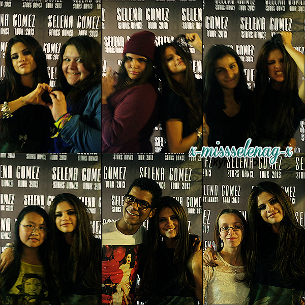 + September 5th  ;   Selena aux studios NRJ puis le soir au Stars Dance Tour à Paris. +