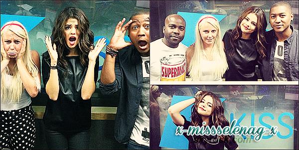 + September 8th  ;   Sel arrivant, à l'intérieur & quittant la radio «BBC Radio 1». Ensuite, elle était à la radio «Kiss FM». Dans la soirée, elle a été vue quittant le resto Nobu, à Londres (UK). +