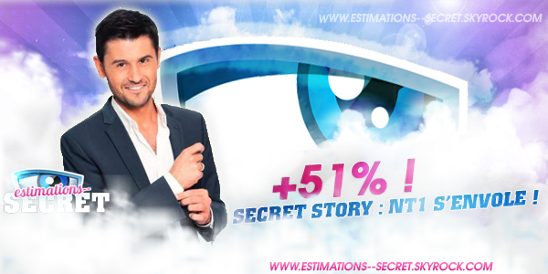 Grace à Secret Story, NT1 s'envole !