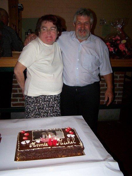 Mes grands-parents <3.