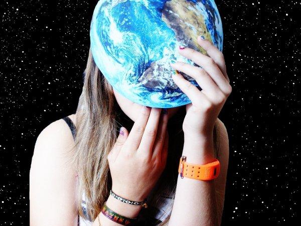 Mon monde ne tourne jamais rond. Pourquoi? parceque dans ma tête, tout se bouscule.