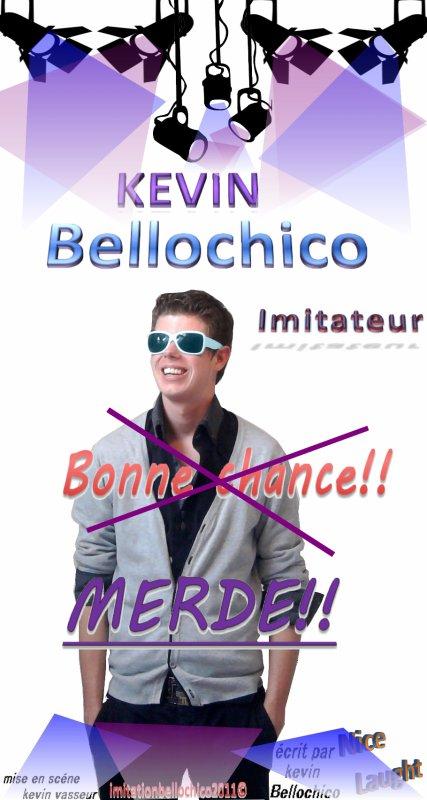 nouveau spectacle de kevin bellochico