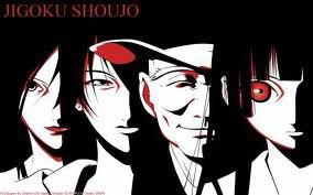 La fille des enfers/Jigoku Shoujo