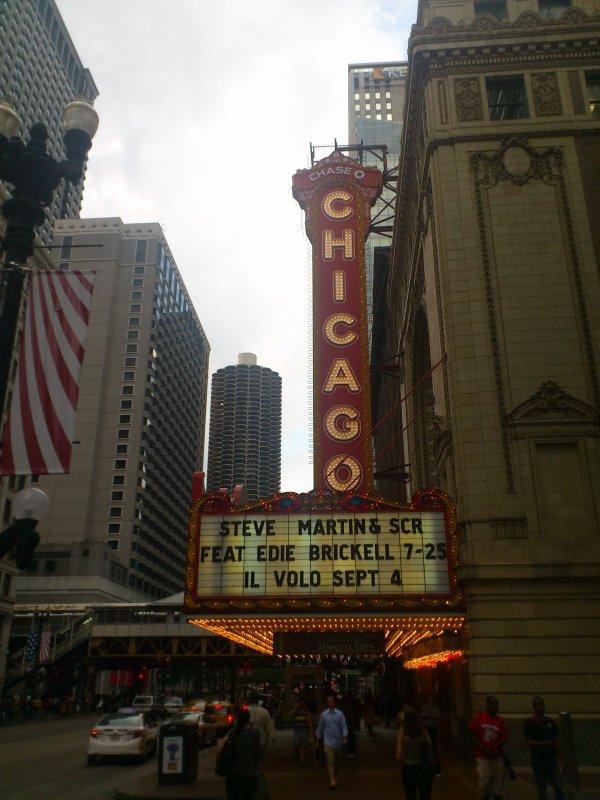 Escale de 18h à Chicago