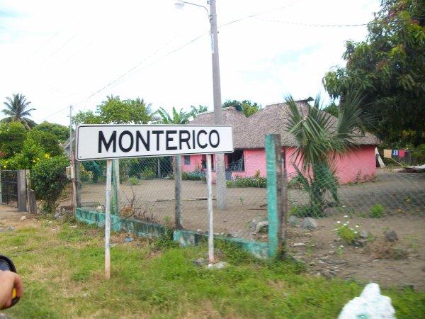 Escapade sur la côte Pacifique à Monterico