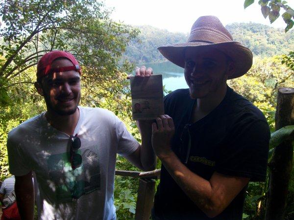 Petite Balade sur le volcan de Chicabal