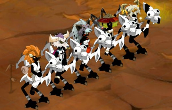 Voici la Len-team :D