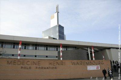 Fac de Médecine Lille 2