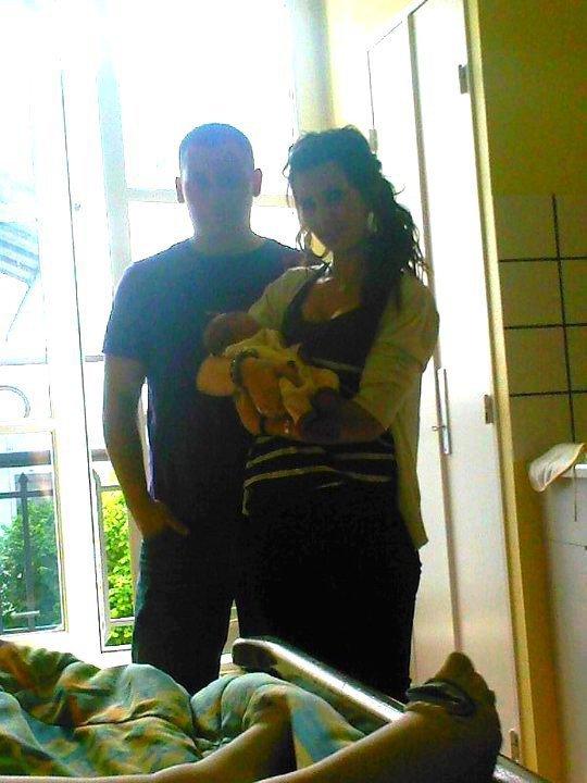 Mon ex fiancée ~ Mon Fils ~ Moi (L)'