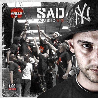 Sad Music V3 / m8hs Block H.L.M. (2012)