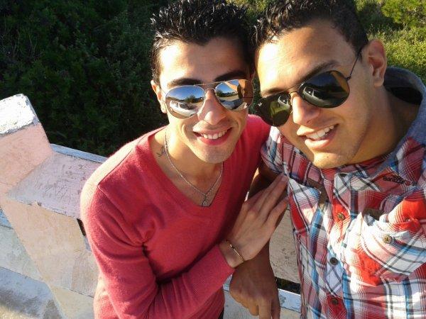 mon ami et moi