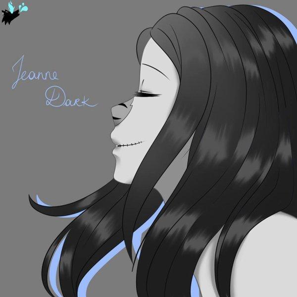 OC/Personnage de RP • Jeanne Dark