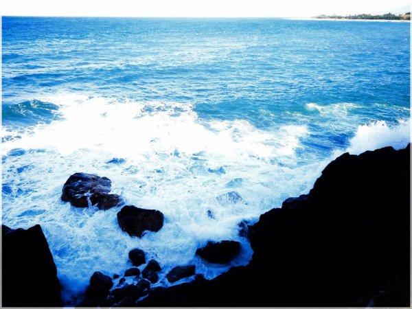 Délire sur le bord de mer xD