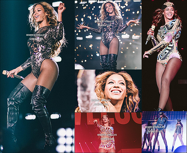 09/07/2014 - ON THE RUN TOUR - TORONTO, CANADA