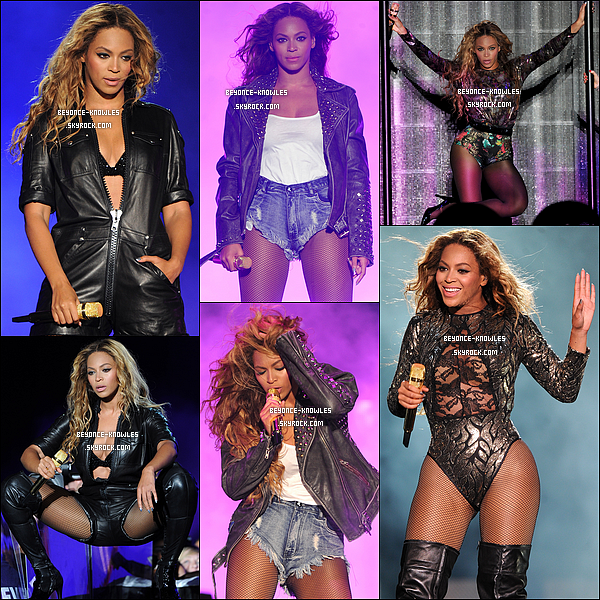 11/07/2014 - ON THE RUN TOUR - EAST RUTHERFORD, NEW JERSEY