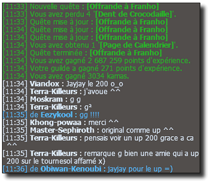 Et un 200 table 1, un !