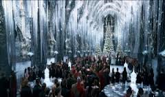 Noël à Poudlard!