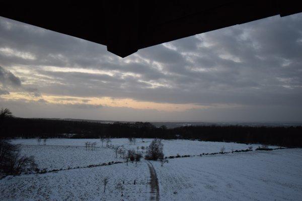 Promenade une après midi d'hiver dans la Fagne.(Remix)