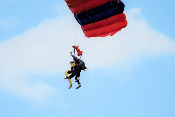 Skydive Spa.