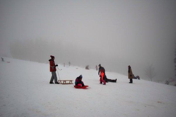 Sortie à la piste de ski de Ovifat ce dimanche