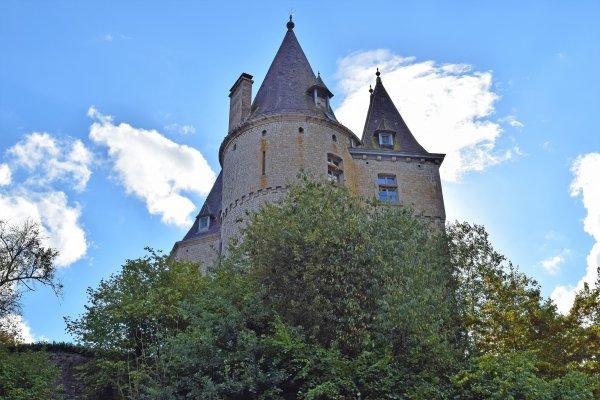 Un beau château.(Durbuy)