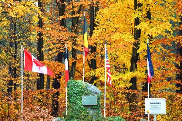 Monuments militaires de la Reid.