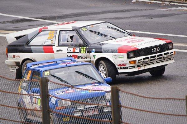 Rallye de Spa. (Circuits)