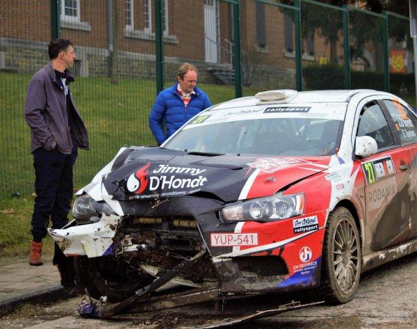 Rallye de Spa 2018.(Circuits de Spa)