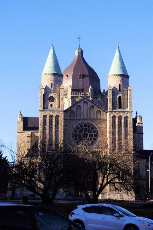 Batiment. (Maastricht)
